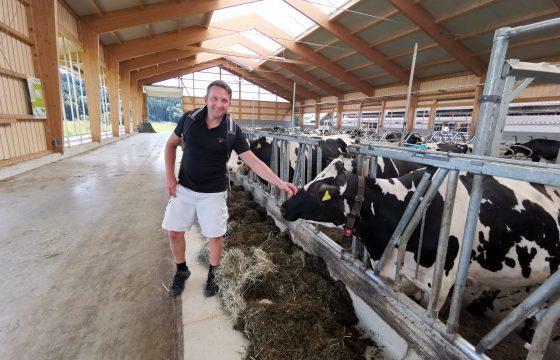 Moderne Landwirtschaft fördern – für Tierwohl und Ökologie